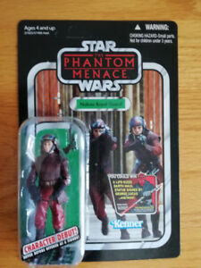STAR WARS VINTAGE COLLECTION figurine  VC83 NABOO ROYAL GUARD