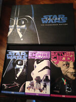 Star Wars Trilogy THX Widescreen Edition Boxed Set (VHS)