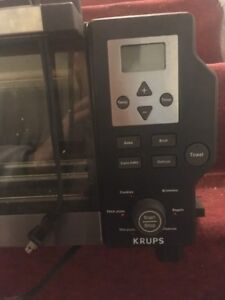 Krups convection toaster oven