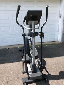 machine exercise elliptique Nordic Track Commercial 1300