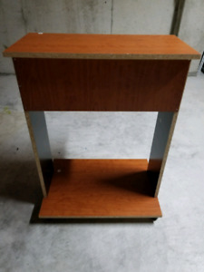 Microwave Cart - Study table