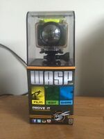 Wasp Cam HD Video Camera with accessories for sale $280