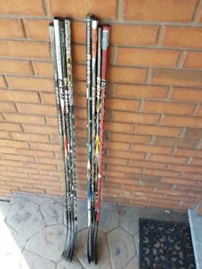 Composite Hockey Sticks - Brand New