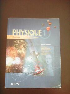 Physique 1  Mécanique    3 édition - Harris Benson