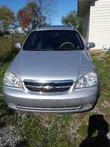 2005 Chevrolet Optra 2L Wagon