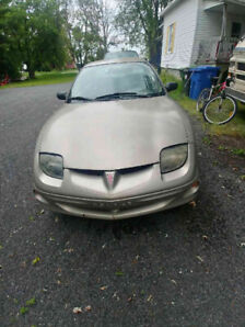 2000 Pontiac Sunfire Berline