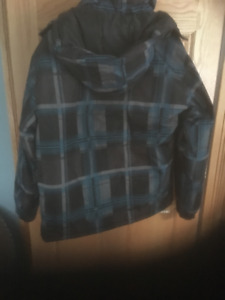 Youth Snow Board Jacket Size 12-13  Brand New