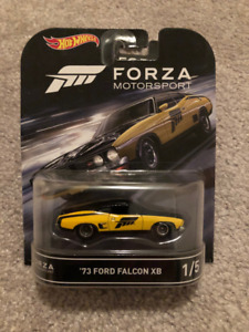 Hot Wheel Forza Motorsport 2016 set '73 Ford Falcon XB
