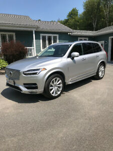 2016 Volvo XC90 Inscription 10 year warranty
