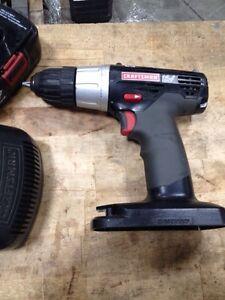 Cordless drill. Craftsman Kitchener / Waterloo Kitchener Area image 2