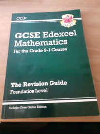 CGP GCSE Edexcel Mathematics Revision Guide
