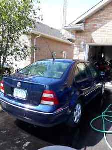 Jetta GLS 2.0 Gas Manual transmission, lots of life