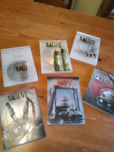 The Saw on dvd