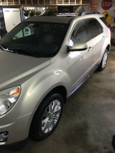 Safetied and Etested 2010 Chevrolet Equinox 2LT