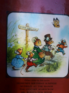 Looking for EUC Fern Hollow story books by John Patience