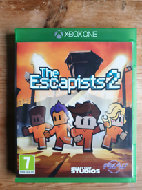 Xbox one game - The Escapists 2