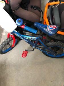 Avengers Bike