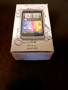 HTC Wildfire S Cell Phone