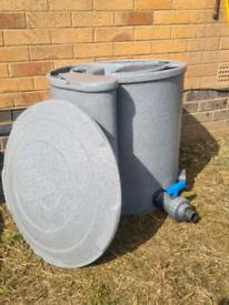 Ponds filter with k1 media