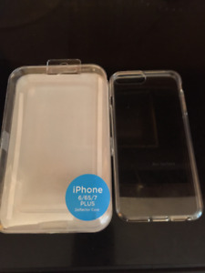 iPhone 7 or 8 Clear Protection Case