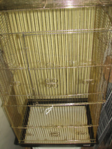 Bird cages-USED