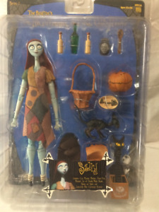 The Nightmare Before Christmas Sally Action Figure