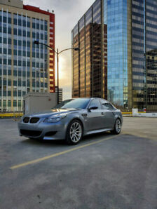 2008 BMW M5 SMG ESS Supercharged