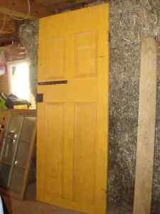 Antique used Doors Peterborough Peterborough Area image 1