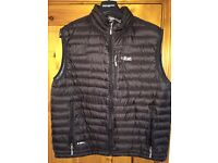 Rab microlight down vest body warmer