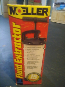 MOELLER Fluid extractor