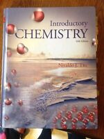 Intro to Chemistry 5th edition