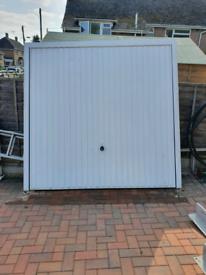 Garage doors x 2. Very good condition
