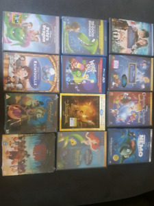 Rare and hard to find Disney movies.