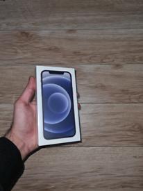 Rrp £849 Brand New Sealed Iphone 12 Unlocked 128GB Black I Phone Twelv