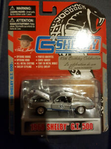 1968 Shelby GT500 Mustang 85th Birthday Limited Edition 1:64 Sca