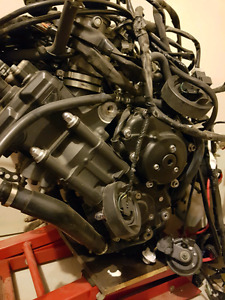 2007 Fz1 complete motor and transmission