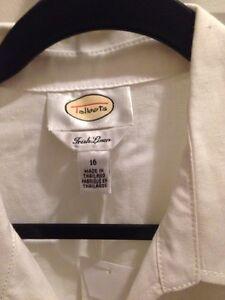 NWT Talbots dress shirt / blazer 16 London Ontario image 2