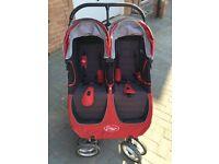 Double Baby Jogger - City Mini Pushchair £200 ono