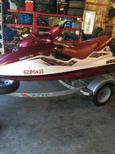 Sea doo gtx 1000cc limited