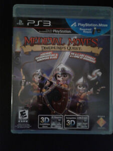 Medieval Moves (PS3 move)