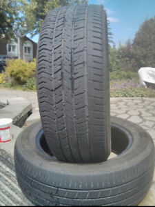 2 TIRES 205 55/R16 All SEASON