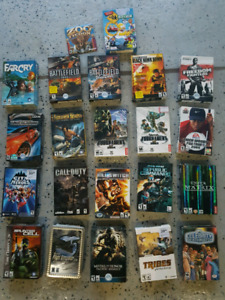PC Games $10each or take all for $150