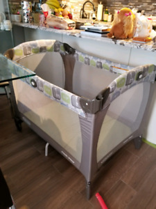 Selling playpen/travel bed in a new condition!We only used it a