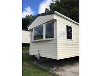 Static caravan for sale -OFFSITE- Abi Vista 36x10 3 bedrooms 2011