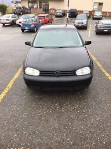 1999 Volkswagen Golf Coupe (2 door)