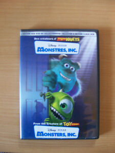 Disney, Pixar Monsters Inc.