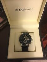 Tag Heuer Carrera - Mint Condition