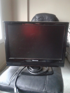 "LED 19"" COLOUR TV"