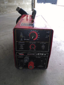 **** Lincoln Invertec V275-S stick welder ****