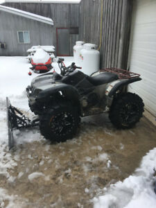 ATV for sale .... 2001 Yamaha GRIZZLY 660cc